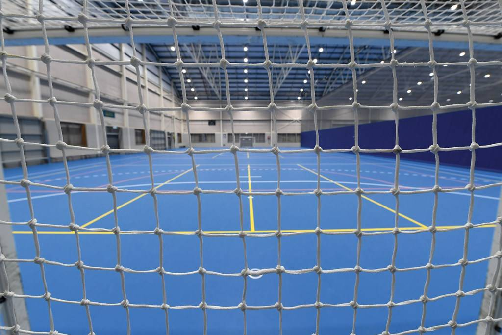 Sports Halls Indoor soccer DEL-6099